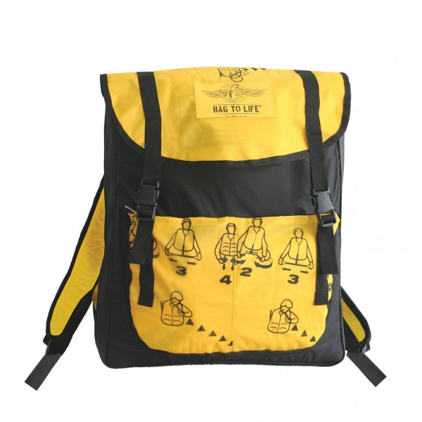 Bag To Life Rucksack