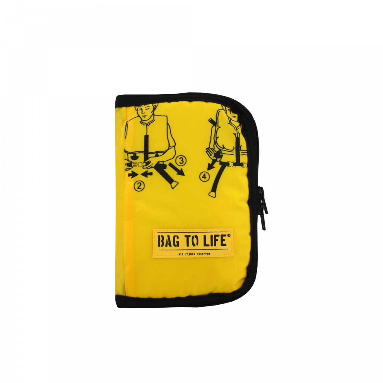 Bag To Life First Aid Kit