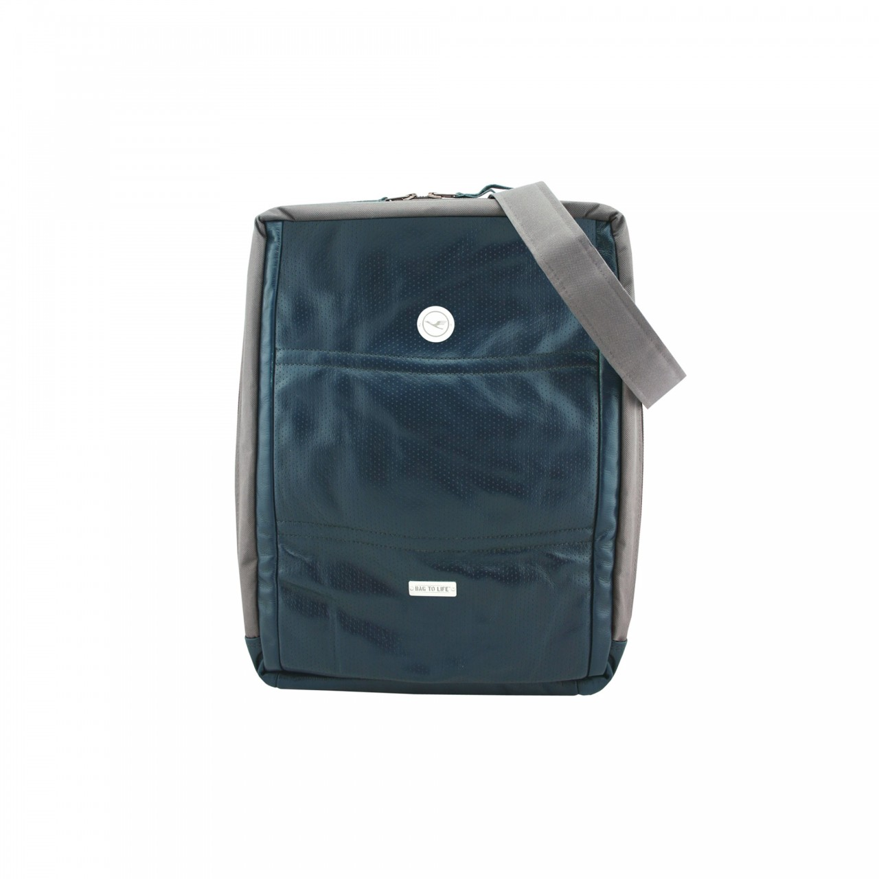 Bag To Life Lufthansa Business Class Messenger Bag